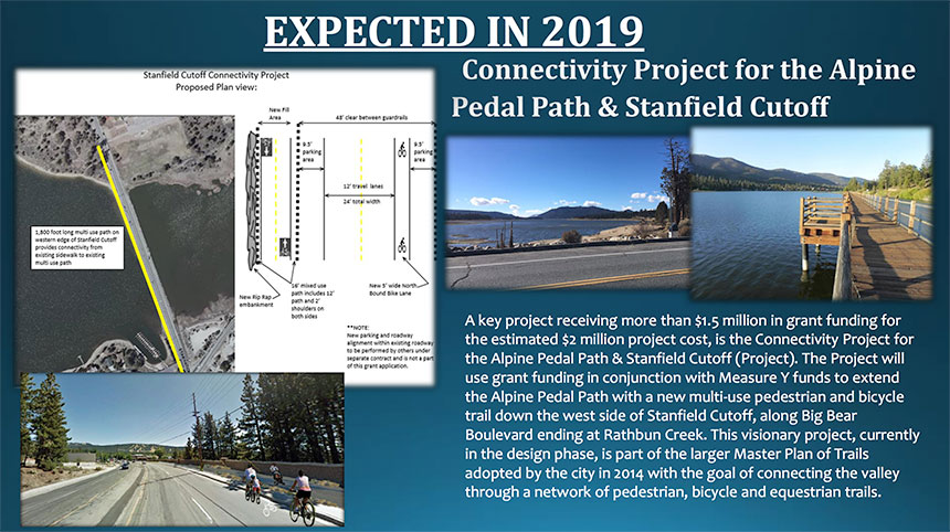 Stanfield Connectivity Project Summary